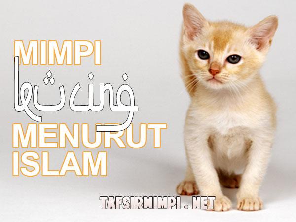 tafsir mimpi kucing